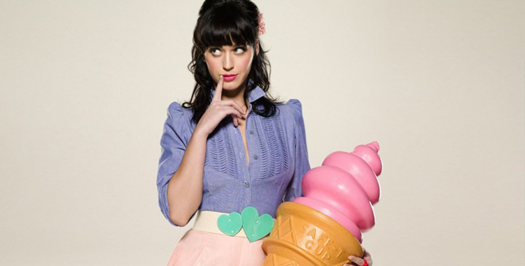 Katy Perry est une gourmande de 30 ans (ou presque)