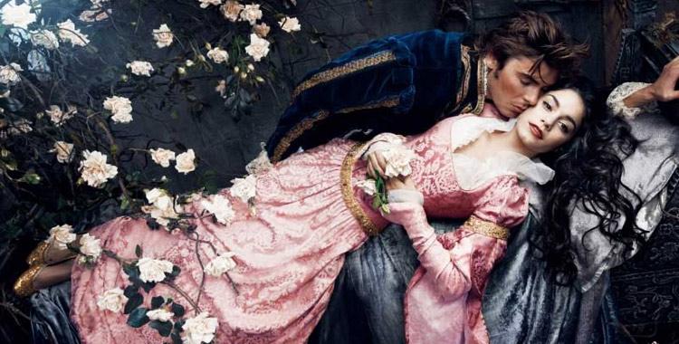 Zac Efron et Vanessa Hudgens photographiés par Annie Leibovitz