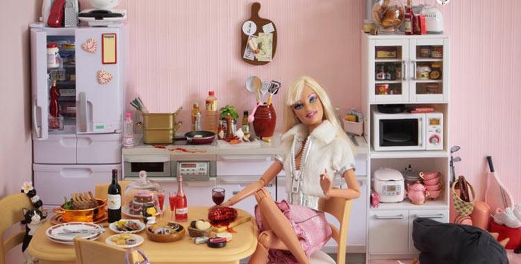 Barbie est une femme de 30 ans normale