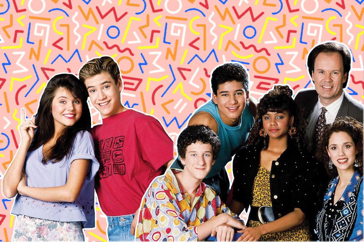Sauvés par le gong : une série culte des années 90