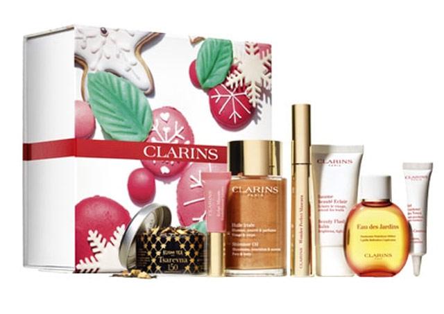 Clarins box : box beauté à offrir en cadeau
