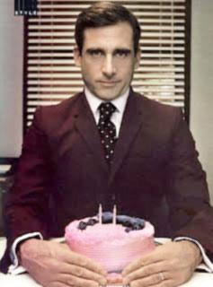Steve Carell aka Michael Scott dans The Office