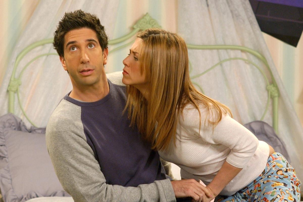 Ross et Rachel ont fait un pacte de mariage