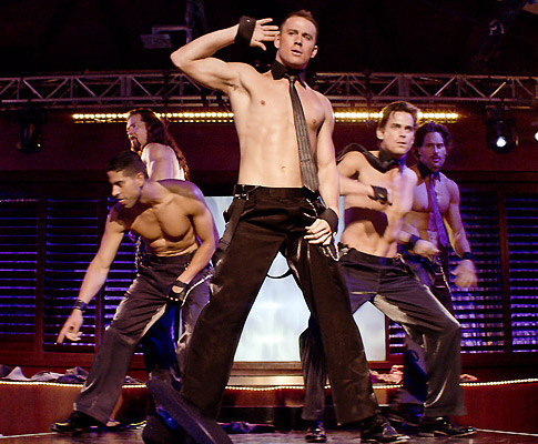 Les Strip-teaser de Magic Mike