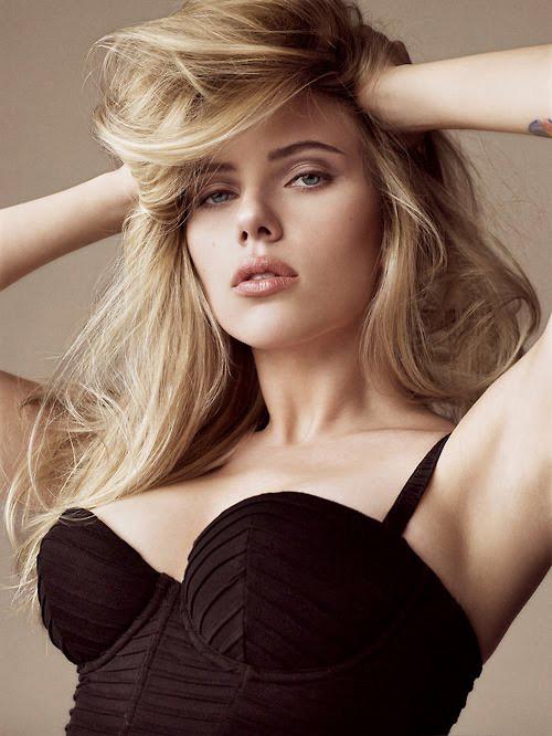 Scarlett Johansson ultra sexy