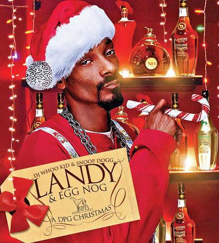 Snoop Dog en père Noël