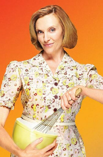 United States of Tara : Alice prépare des cookies