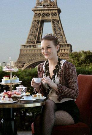 Blair Waldorf : une Gossip girl à Paris