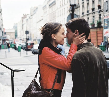 Nathalie Portman dans I love Paris