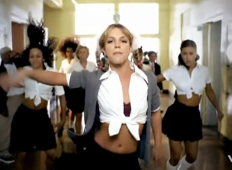 Britney Spears et ses copines de classe