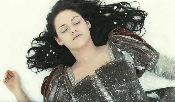 Kristen Stewart dans Blanche neige et le chasseur