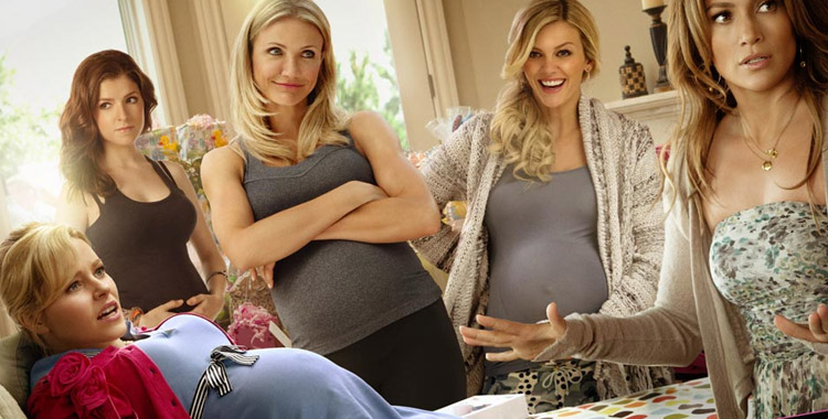 Des femmes enceintes