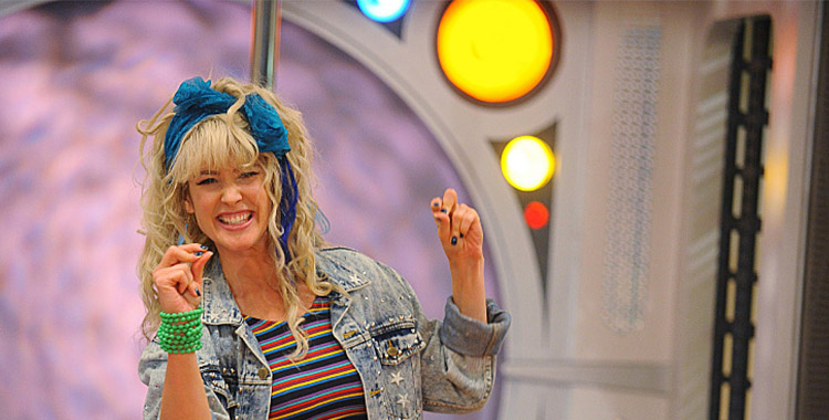 Robin Sparkles dans How I met your mother