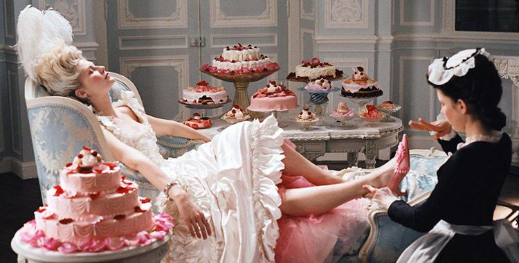 Kirsten Dunst joue Marie-Antoinette pour Sofia Coppola