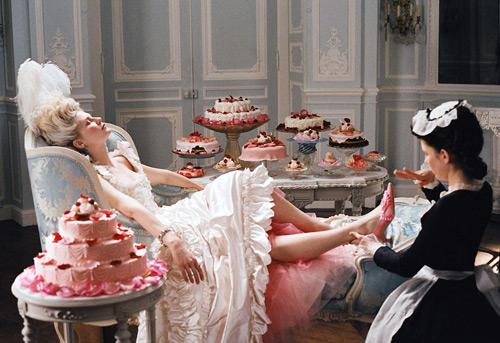 Kirsten Dunst alias Marie-Antoinette est fatiguée