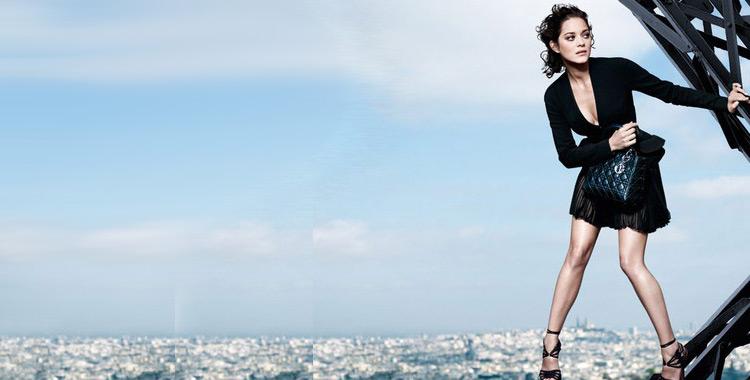 Marion Cotillard pour Dior