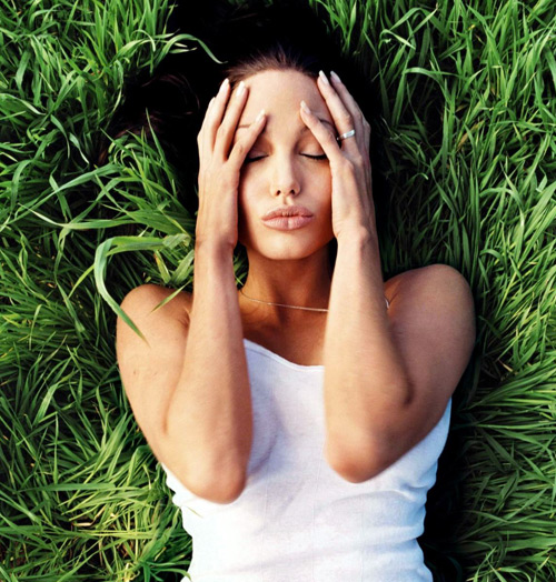 Angelina Jolie est  une star green