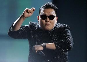 Psy dance gangnam style