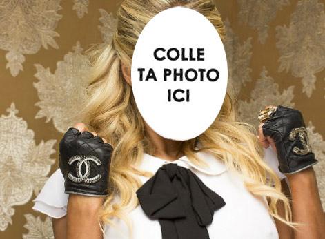 Paris Hilton en Chanel