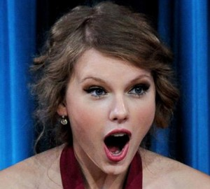 Taylor Swift surprise