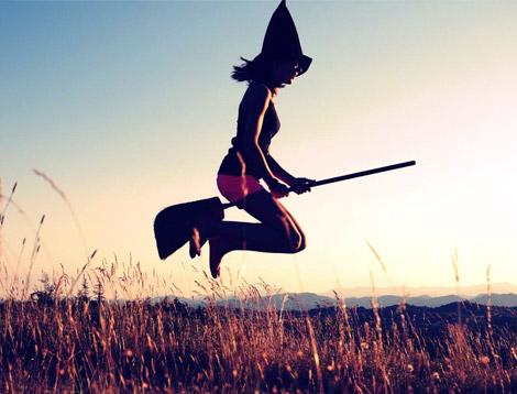 Une sorcière de 30 ans
