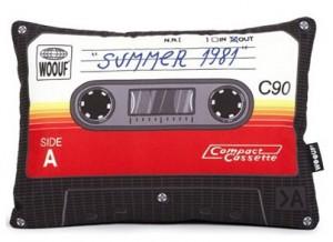 Coussin cassette