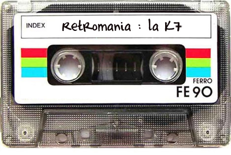 K7 audio ou compli