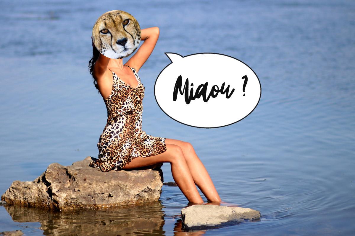 Porter un imprimé léopard à 30 ans