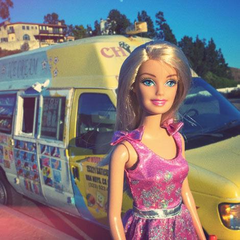 Barbie a une vie normale
