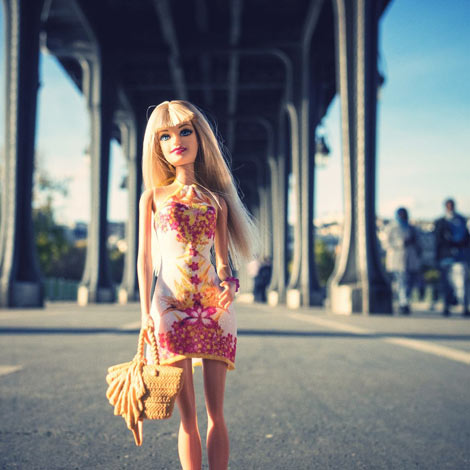 Barbie est une femme comme les autres
