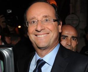 François Hollande, dit le French lover