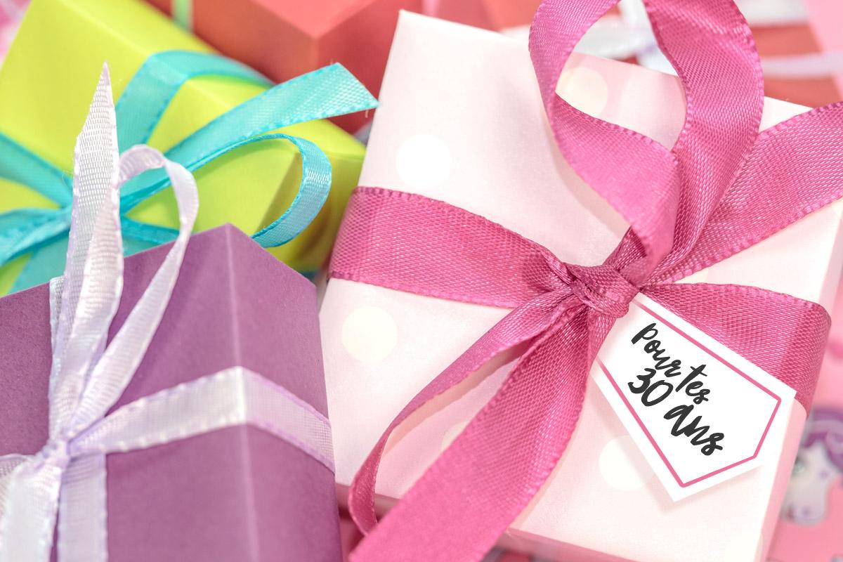 Idee Cadeau Anniversaire Femme
