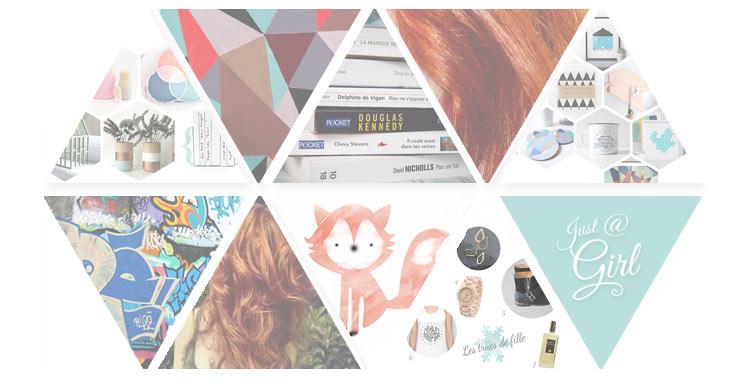 Le blog Just a girl est une mine de découvertes