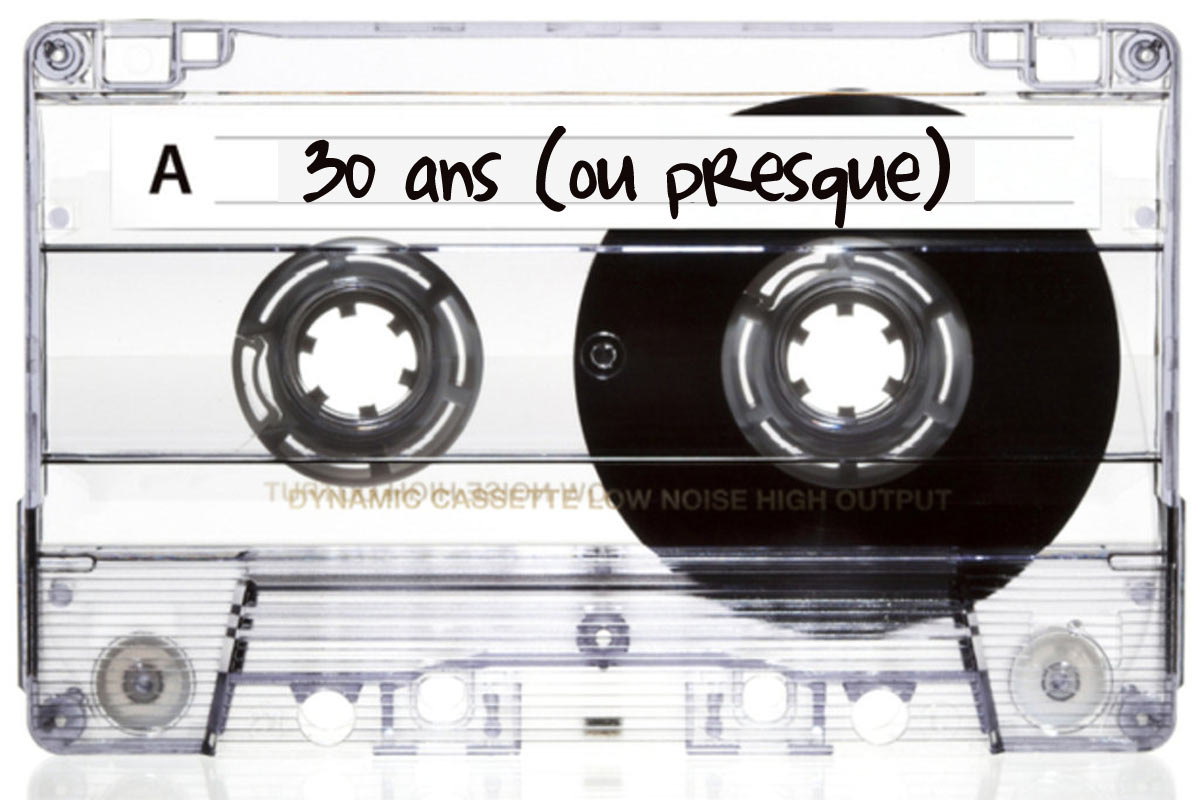La cassette est de nouveau tendance !