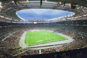 Moi au stade de France