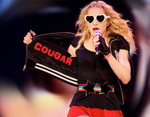 Madonna en cougar