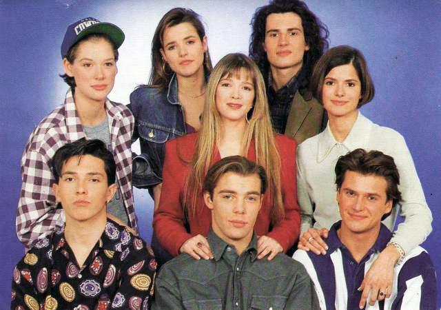Hélène et les garçons série culte des années 90