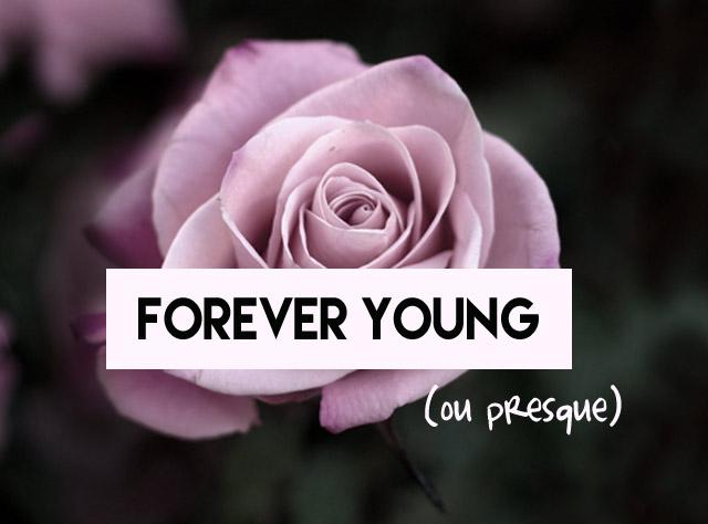 Forever young : être jeune c'est dans la tête
