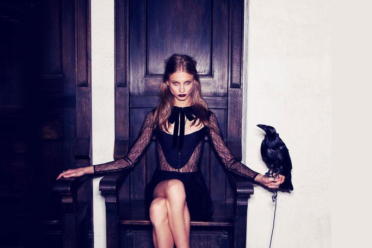 Femme sorcière