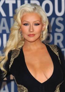 Christina Aguilera en 2016