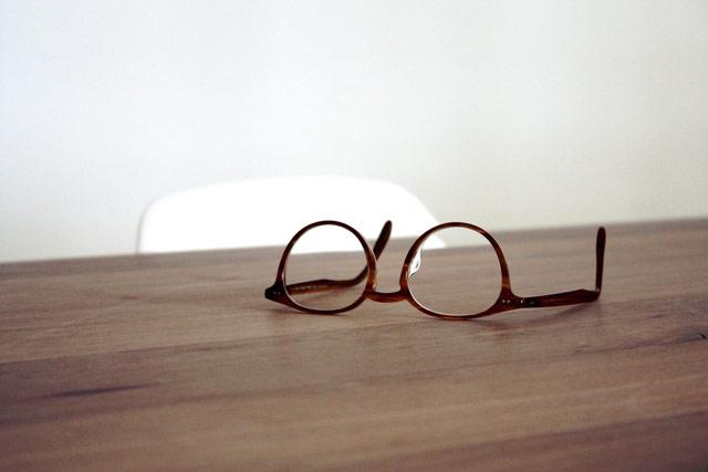 Avoir des lunettes à 30 ans
