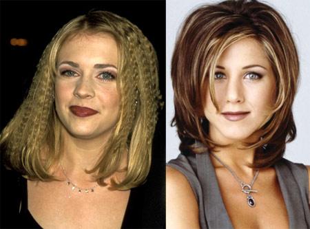 coiffures cultes des années 90
