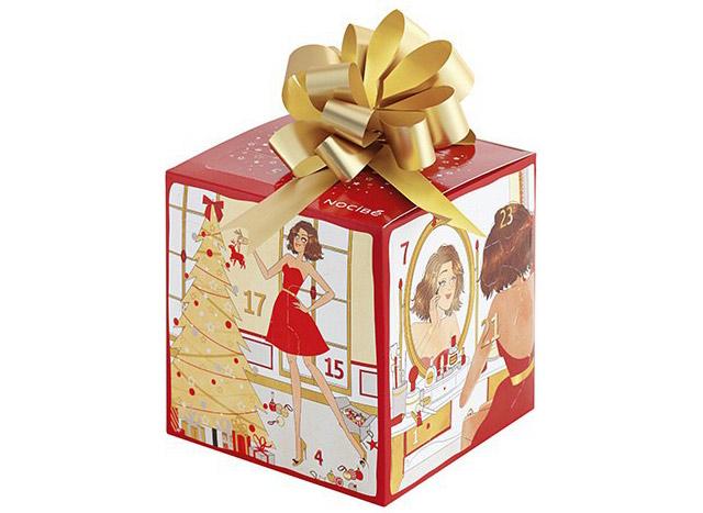 Nocibe Calendrier.Nocibe Calendrier De L Avent 2016 Adulte Beaute Cadeau Noel