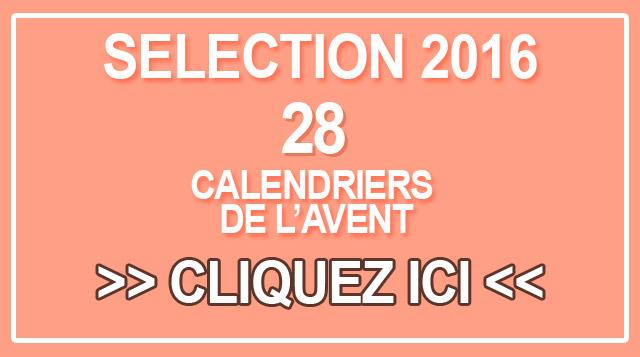 Sélection 2016 de calendriers de l'avent pour adultes