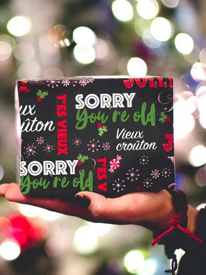 Cadeau de Noël empoisonné