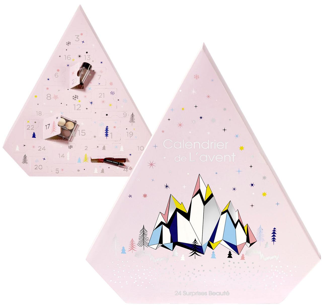 Calendrier de l'avent Monoprix 2018 : un calendrier de l'avent beauté pour adultes rempli de petits cadeaux pour femme