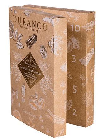 Calendrier de l'avent Durance 2018 : un calendrier de l'avent pour adultes rempli de bougies parfumées