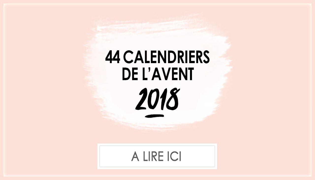 Liste de calendriers de l'avent 2018