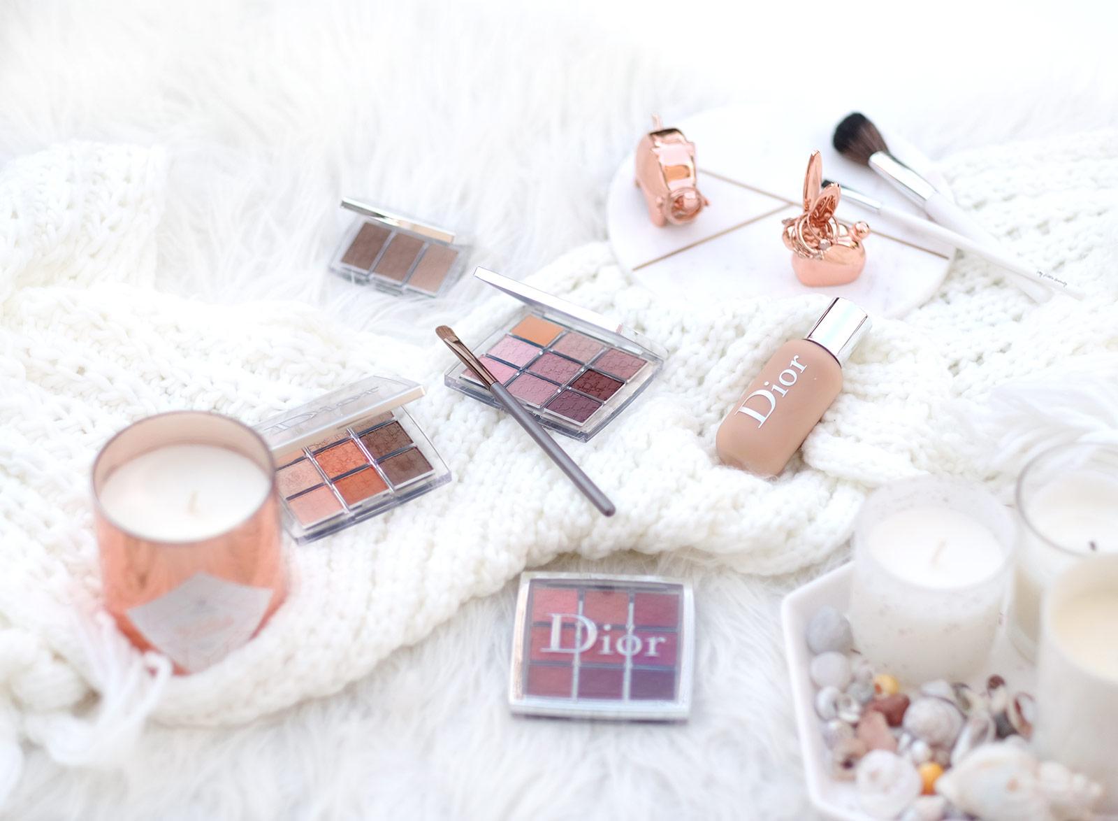 Dior Backstage make-up