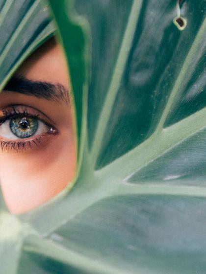 La beauté green